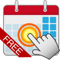 Touch Calendar Free for  Playbook and Blackberry 10