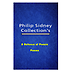 Philip Sidney Collection Books