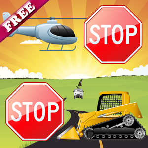 Vehicles Memory Game for Kids!