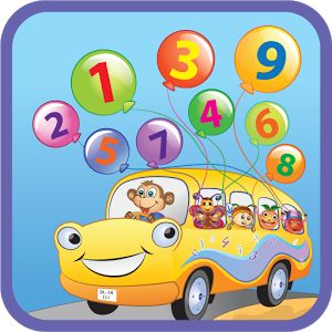 Kids Count Numbers Game (Math)