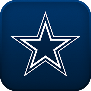 Dallas Cowboys Mobile for Blackberry 10 and Playbook