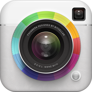 FxCamera for Blackberry 10 and Playbook