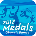 2012 Olympic Results - Medals