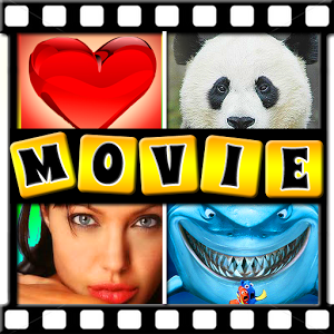 4 Pics 1 WORD - MOVIE What?